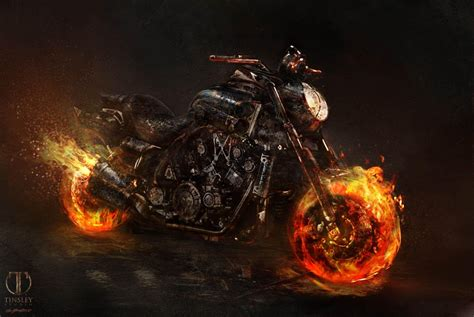 Wallpapers Ghost Rider 2 Wallpaper Cave