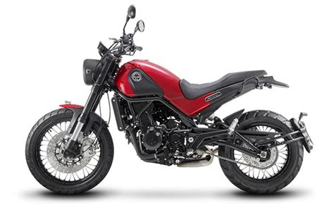 Benelli Leoncino Picture by Benelli Leoncino Scrambler Price India Specifications