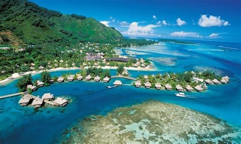 Tahiti And Moorea Vacation With Air From Pacific Holidays