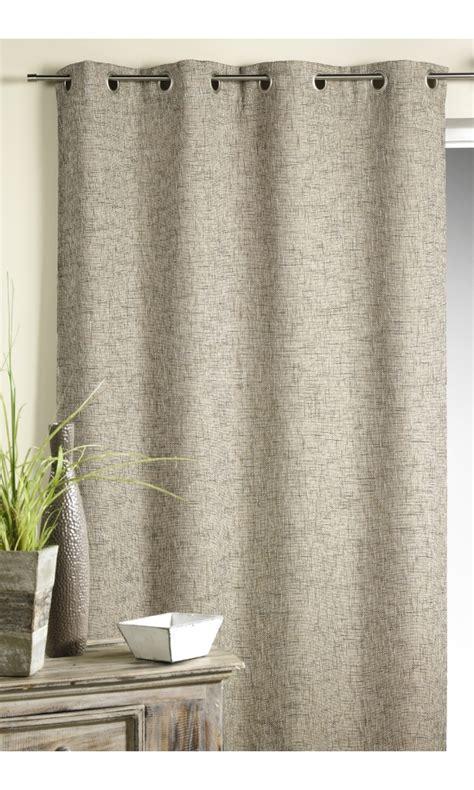 rideau en toile naturelle beige naturel homemaison vente en ligne rideaux