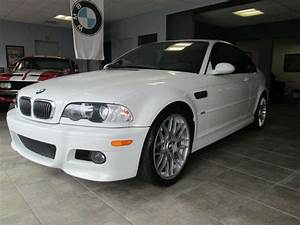 Buy Used 2002 Bmw M3 White Coupe Manual 6 Speed   In