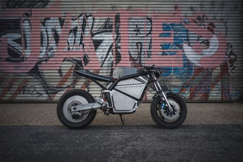 All Electric Motorcycles Should Look As Rad As The Phaser