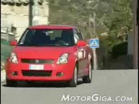 Prueba Suzuki Swift Youtube
