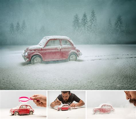 photographer captures small toys  big imagination