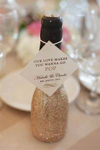 30 best images about mini champagne bottles on pinterest With champagne bottles for wedding favors