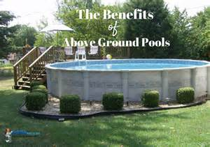Garden Treasure Patio Furniture Covers by The Benefits Of Above Ground Pools Burton Pools Amp Spas