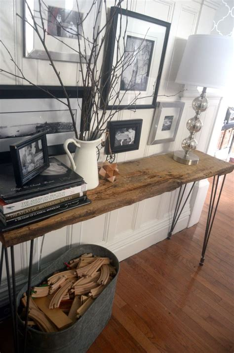 console table project  edge console table  edge