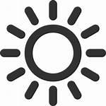 Sun Icon Weather Icons Spanish Uploaded