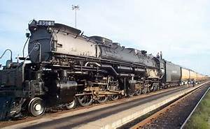 The Union Pacific 3985