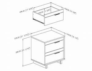 Table De Chevet Dimension