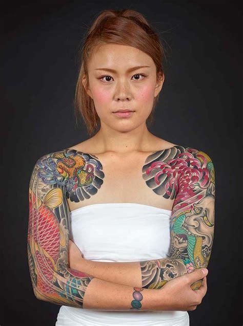 irezumi ou le tatouage japonais traditionnel lifestyle