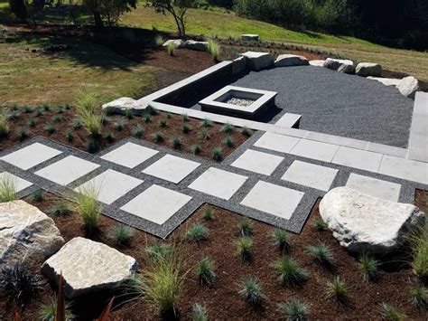 poured concrete retaining wall retaining wall construction tukwila wa lifestyle landscapes