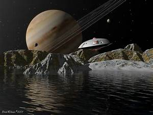 Crash landing Jupiter 2 by Bambam131 Bryce