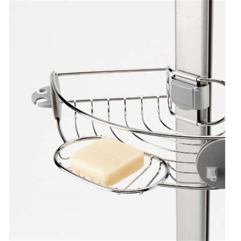 simplehuman sink caddy bed bath beyond simplehuman corner shower caddy 28 images howards