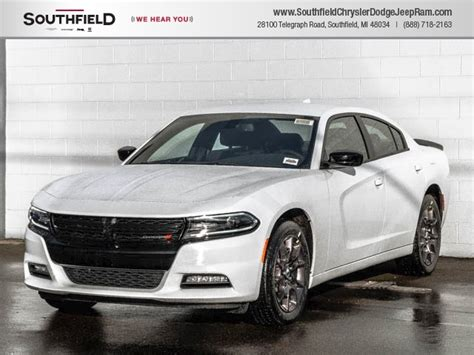 New 2018 Dodge Charger Gt Sedan In Southfield #8x139