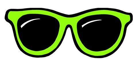 Free Sunglasses Clipart Pictures