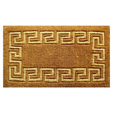Key Doormat by Shop Key Coir Door Mat 24 X 39 Free Shipping