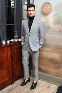 Pull Colle Roulé Homme : fais l 39 exp rience d 39 un style classique avec un costume ~ Melissatoandfro.com Idées de Décoration