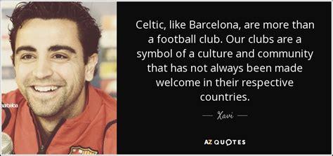 Celtic, Like Barcelona, Are More Than A