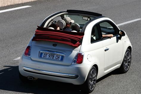 Convertible Fiat by Fiat 500 To Hit Chrysler S U S Showrooms In 2010 Followed