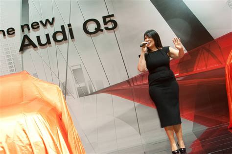 Audi Celebrates 100 Years Q5 Launch At Mims Photos 1