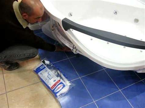 comptoir toulousain carrelage installation et pr 233 sentation d une baignoire balneo