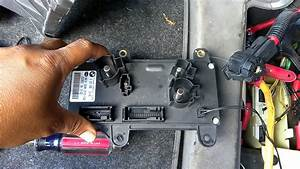 Bmw 745i 2002 Power Control Module Replacement