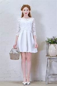 short wedding dresses with long sleeves wwwpixsharkcom With dress to go to wedding
