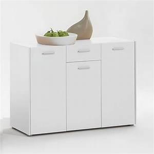 Sideboard Badezimmer Weiß : sideboard annika in wei ~ Markanthonyermac.com Haus und Dekorationen