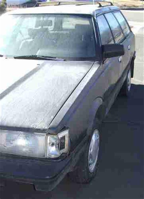 1992 subaru loyale interior find used 1992 subaru loyale base wagon 4 door 1 8l in