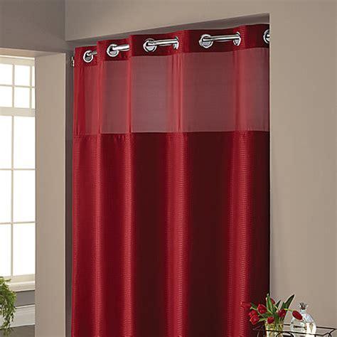 hookless shower curtain lowes hookless vinyl shower curtain decor ideasdecor ideas