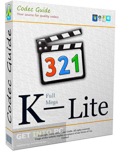 We have made a page where you download extra media foundation codecs for windows 10 for use with apps like movies&tv player and photo viewer. K-Lite Codec Pack 11 Mega Free Download