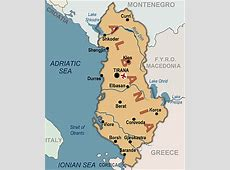 Albania The best countries of Europe