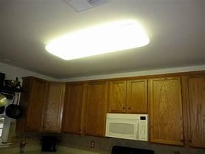Fluorescent lighting kitchen lights ceiling