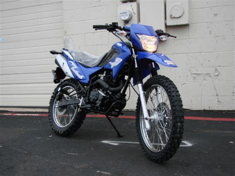 New Dirt Bike 250cc Enduro Dual Sports Fully Street Legal