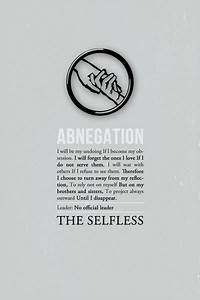 Divergent Abnegation Quotes. QuotesGram