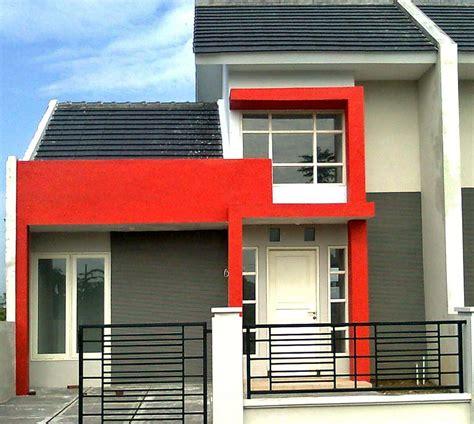 desain rumah minimalis  lantai setengah desain rumah