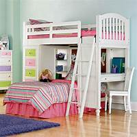 cool bunk beds Unique Way to Save Space with Cool Loft Beds - HomeStyleDiary.com