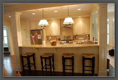 galley kitchen remodel remove wall housereno ideas