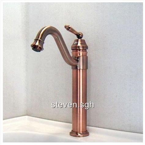 antique sink faucets luxury antique copper bathroom vessel sink faucet 5631c ebay