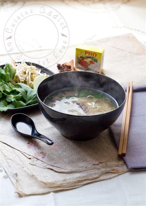 cuisine vietnamienne pho recipe beef food beef noodles