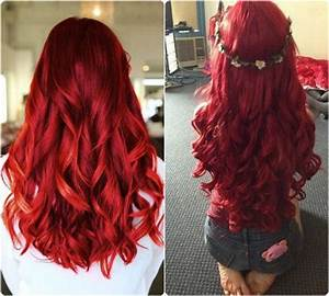 Trending Red Hair looks and Ideas with 613a hair ...