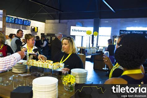 Launch of Renovated Tiletoria Cape Town Showroom   They're