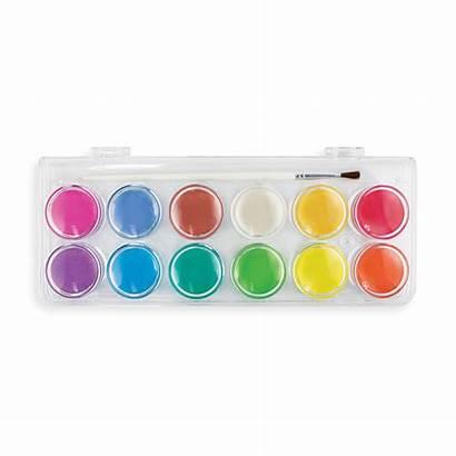 Watercolor Paint Transparent Paints Water Pearlescent Blends
