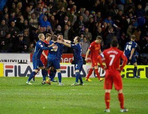 Liverpool to play Oldham Athletic in FA Cup after Latics ...