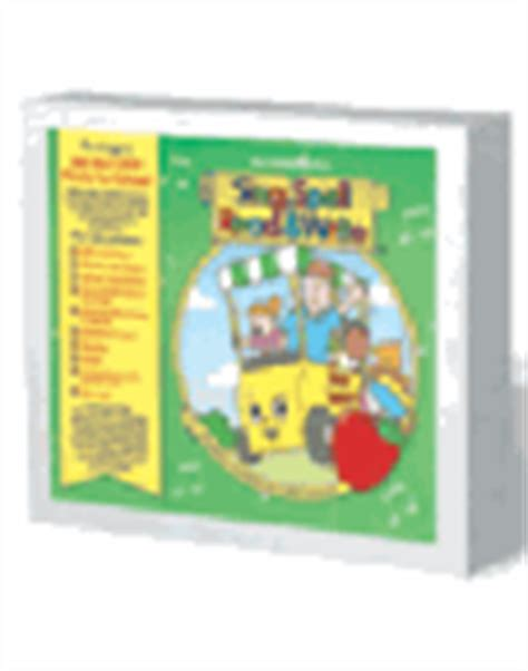 sing spell read and write preschool edition by pearson 641 | sing spell read and write preschool edition by pearson learning 9781567046687 4