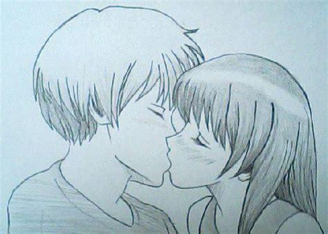anime kiss mark kissing couple mark crilley fanart by emokitten687 on