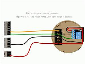 Fire Alarm Wiring Diagram Uk
