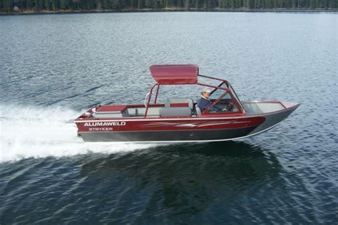 Alumaweld Boat Windshield by Research 2013 Alumaweld Boats Stryker Inboard Sportjet