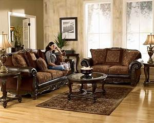 living room sets at ashley furniture With furniture for one room living